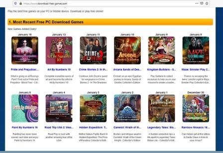 गेम डाउनलोड करना है फ्री में download free games