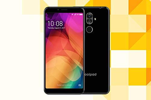 Coolpad Note 8 Mirror Black