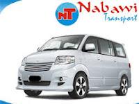 Jadwal Nabawi Transport Yogyakarta - Semarang PP