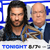 Cobertura: WWE SmackDown 23/10/20 - Reigns to reveal the consequences that await his cousin Jey Uso