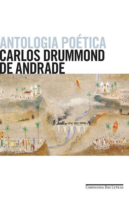 Antologia poética Carlos Drummond de Andrade