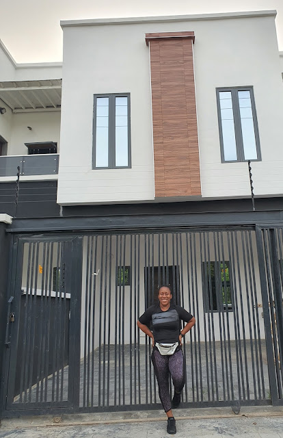 Lady Gifts Herself A House As Birthday Gift After Using Husband As Collateral