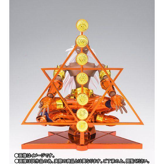 "Myth Cloth EX Chrysaor Krishna de ""Saint Seiya"" -  Tamashii Nations"