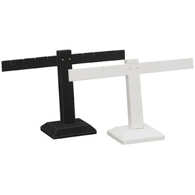 Nile Corp Wholesale #252-1 Single Bar Earring Display Stand