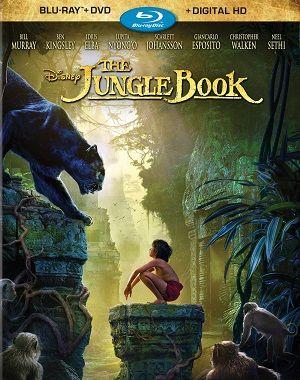 The Jungle Book 2016 BRRip BluRay 720p
