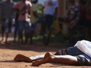 Crimes: mais de 3 mil pessoas foram assassinadas em fevereiro no Brasil