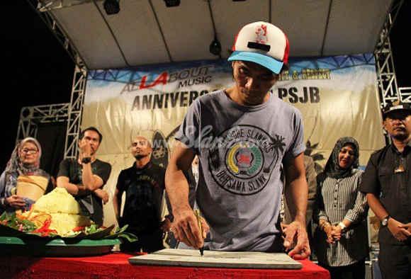 Jambore Slanker Jawa Barat ke 10 di Pantai Madasari