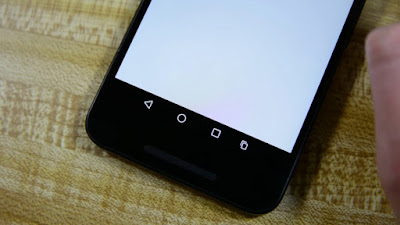 Navigation Bar Android O