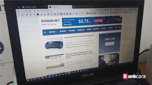 RISWAN.NET Situs Informasi Seputar Teknologi dan Blogging