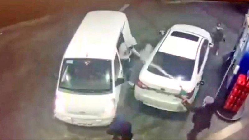 Habla hombre que frustró asalto rociando bencina