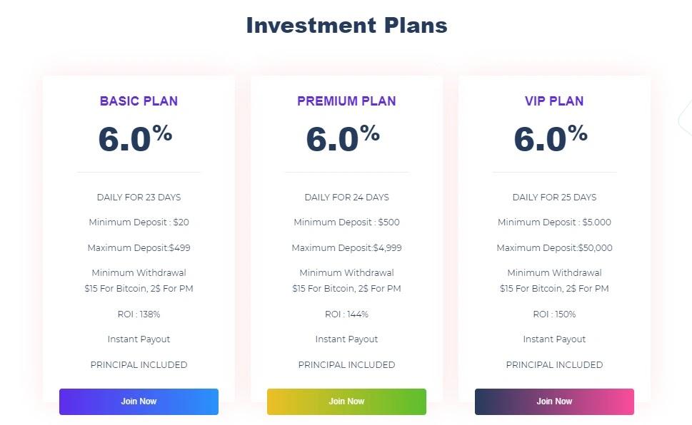 Инвестиционные планы Crista Ltd
