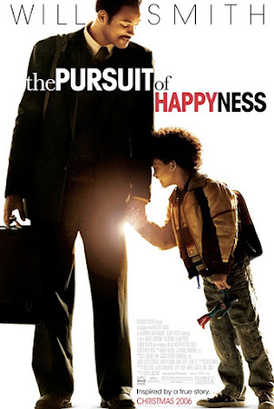 Poster Of The Pursuit of Happyness In Dual Audio Hindi English 300MB Compressed Small Size Pc Movie Free Download Only At worldfree4u.com