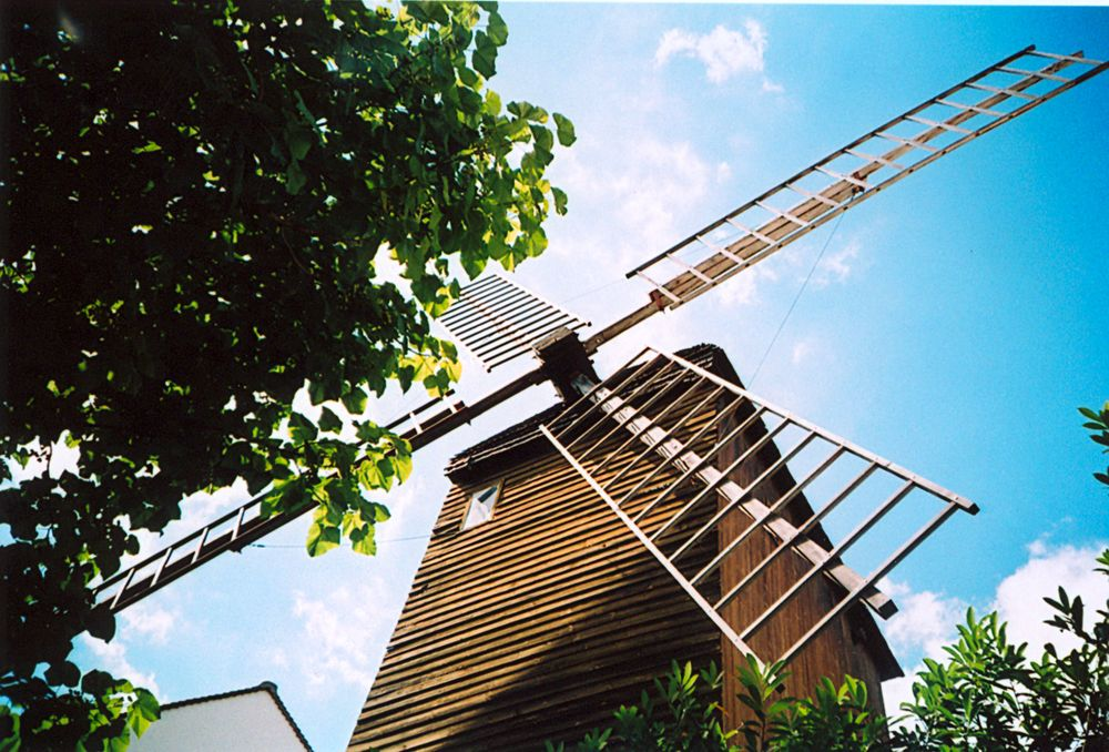 Moulin Radet,