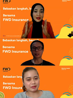 Berani Bebaskan Langkah Bersama Asuransi FWD