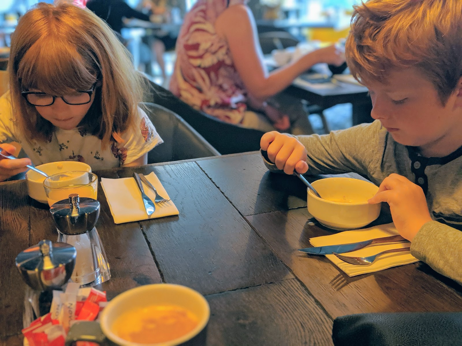 A Short Break in Leeds with Holidays by National Express  - Novotel Leeds Breakfast
