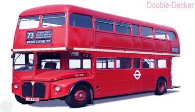 Double-Decker, Double-decker bus, দ্বিতল বাস