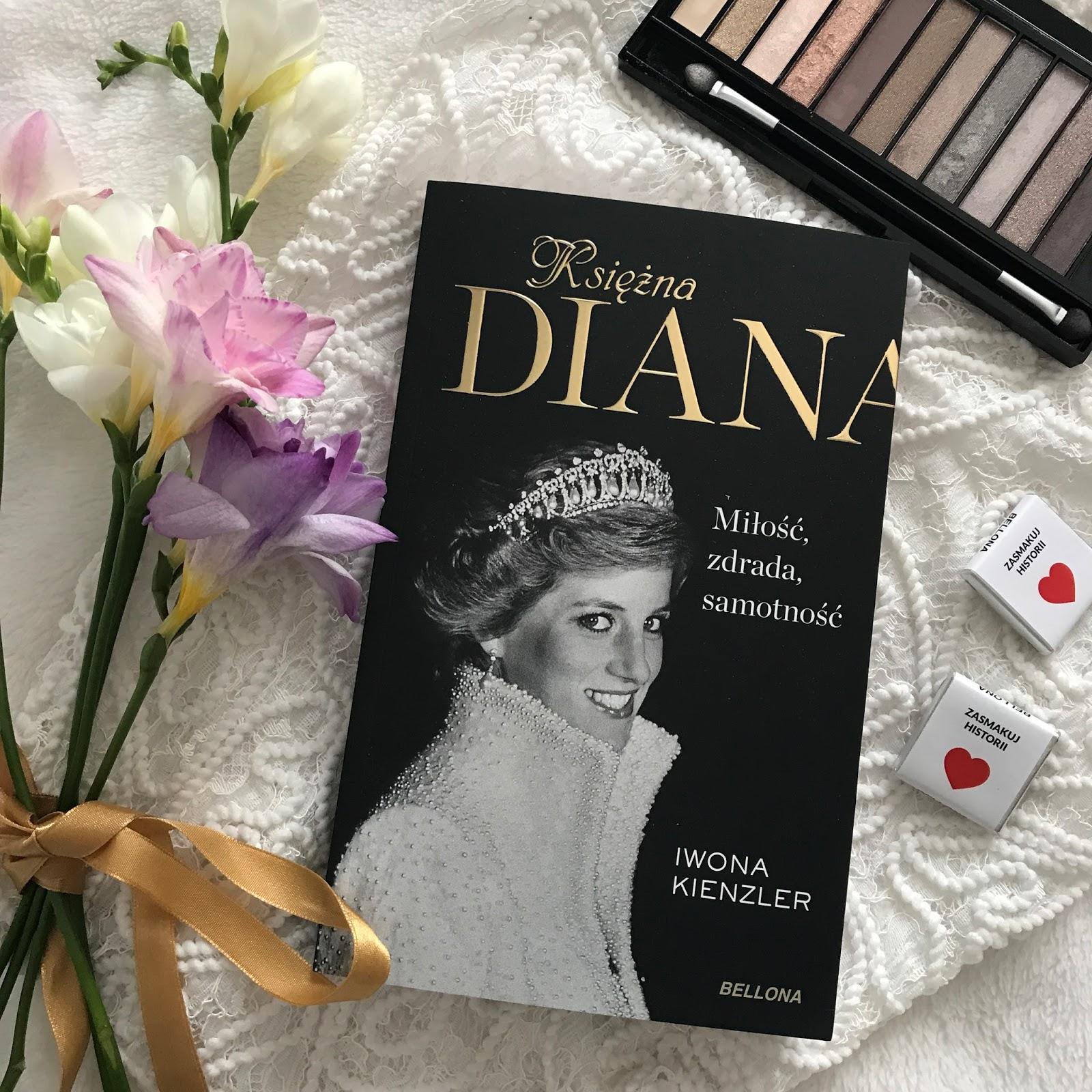 Iwona Kienzler, Księżna Diana. Miłość, zdrada, samotność