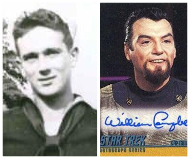 William Campbell celebrities in uniform worldwartwo.filminspector.com
