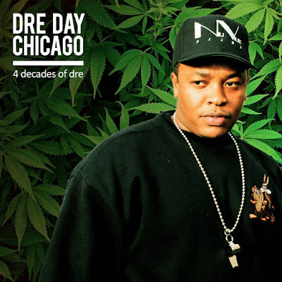 Dre Day 2018: 4 Decades of Dre Mixtape...
