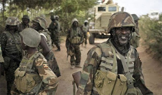 Troops repel insurgents' attack in Gajiram, Borno