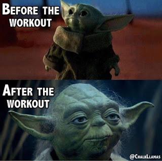 Baby Yoda Meme by @chalklamas on Instagram