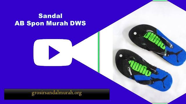 grosirsandalmurah.org - Sandal Pria - AB Spon Murah DWS