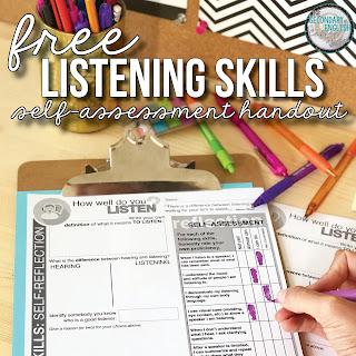 Teaching Active Listening Skills - The Secondary English