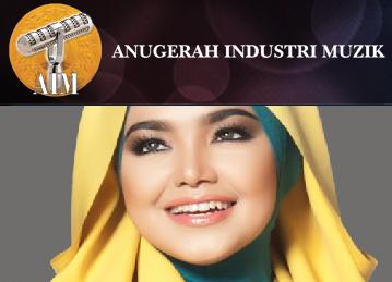 live streaming AIM 21 Anugerah Industri Muzik 2014