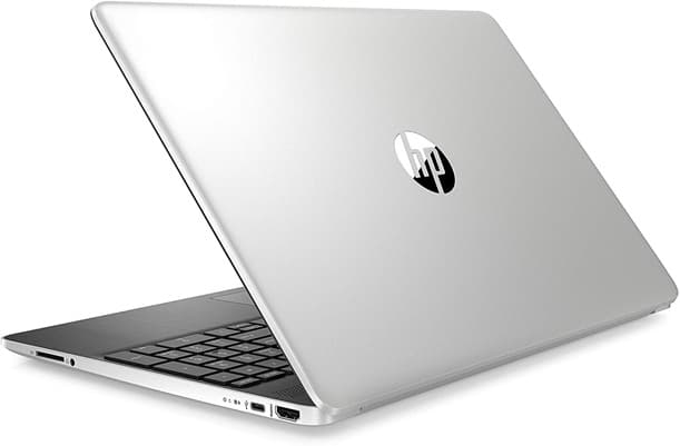HP 15s-fq1021ns: portátil Core i5 de 15.6'' con Windows 10 Home y disco SSD de 512 GB