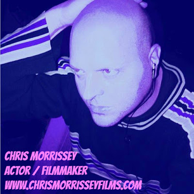 Chris Morrissey actor director filmmaker artist Official Website