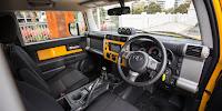 Toyota FJ Cruiser 2016