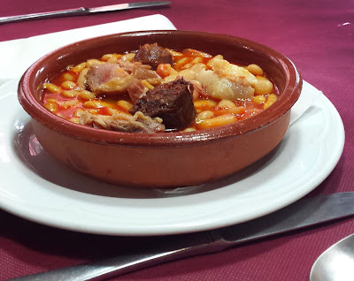 Spanish meat eaters eat tripe for energy