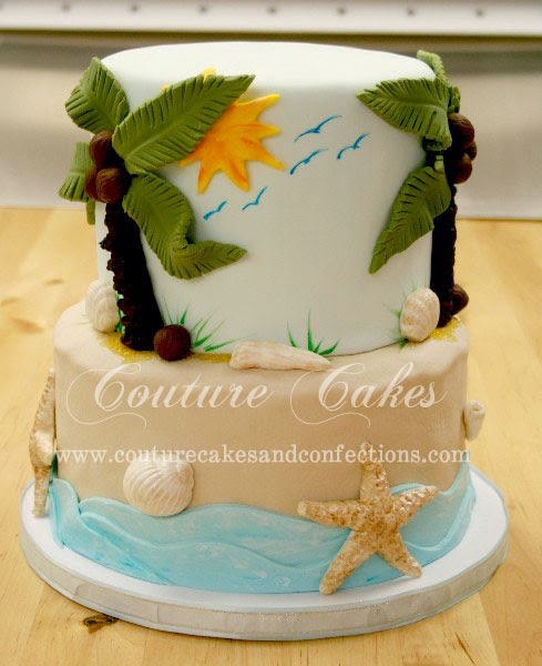 http://www.customcouturecakes.com/images/palm_trees_sea_shells_cake.jpg