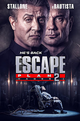 Escape Plan 2 Hades 2018 DVD R1 NTSC Sub
