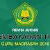 Revisi Juknis Pembayaran Tunjangan Profesi Bagi Guru Madrasah Tahun 2018
