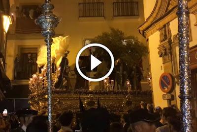Panaderos revirá en Francos con Chapineros en la Semana Santa de Sevilla del año 2017 el Miércoles Santo con el acompañamiento musical de la Banda de Las Cigarreras