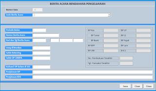 Aplikasi Buku Kas Umum (BKU) versi 2