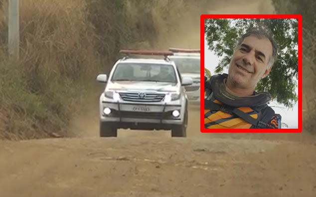 Prosseguem as buscas por ciclista desaparecido em Itapira (SP)