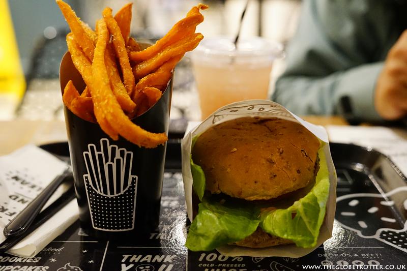 The Guac Burger at by CHLOE