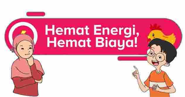 Hemat Energi Hemat Biaya