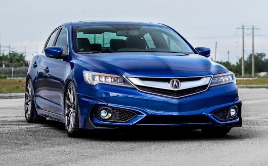 2016 Acura ILX Redesign and Release Date