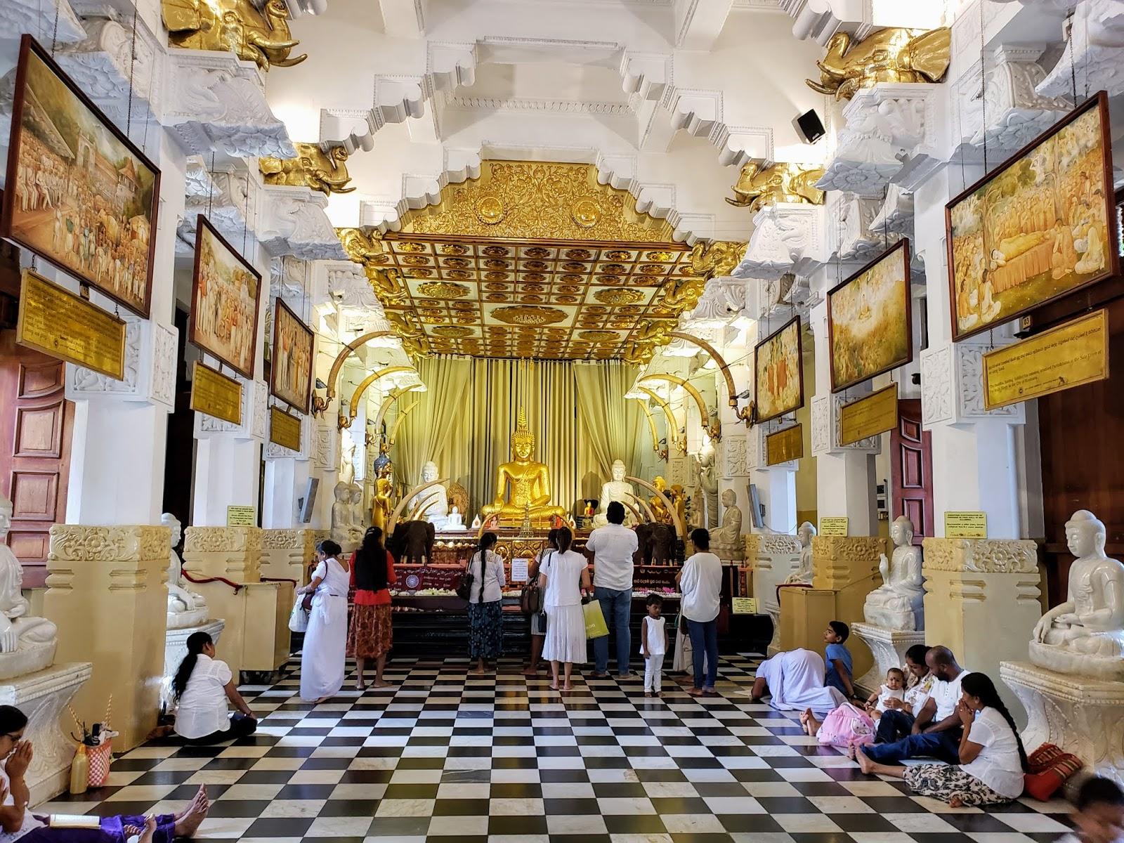 नया मंदिर और म्यूजियम