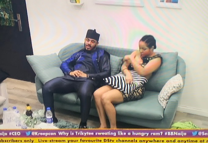 "#BBNaija: ""Oga Leave Me Alone. I Don't Need Your Stupid Love""- Angry Nengi tells Ozo (Watch Videos)"