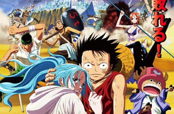 Download One Piece Movie 8 Subtitle Indonesia - EXCLOVERINZ