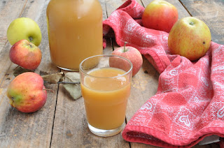 Thermomix Apple Juice