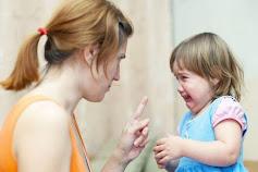 5 Efek Negatif Jangka Panjang Berteriak Bahkan Membentak Anak