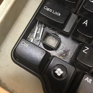 Cara Membersihkan Laptop - Keyboard