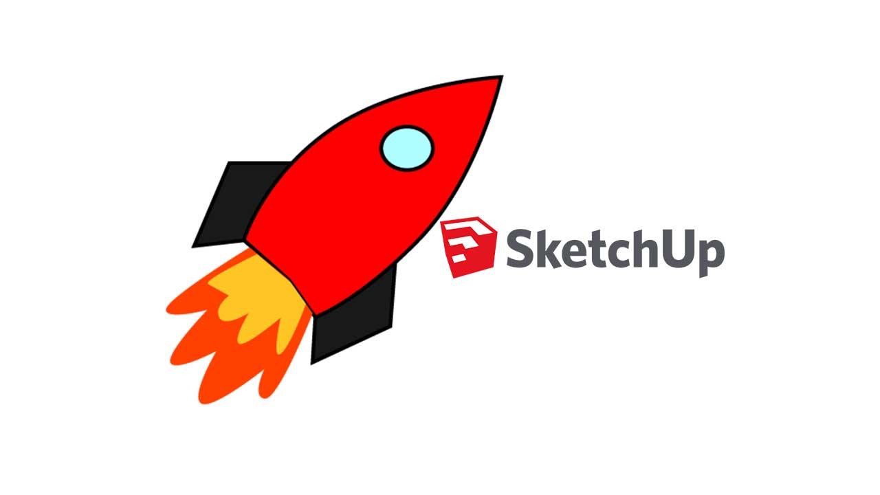 Cara Mengatasi Sketchup Lemot