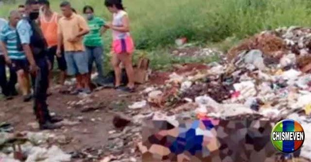 Asesinaron a un estilista en Yaracuy y lo lanzaron en medio de un basurero