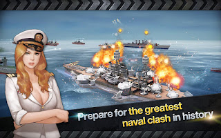 WARSHIP BATTLE:3D World War II v1.1.4 Apk